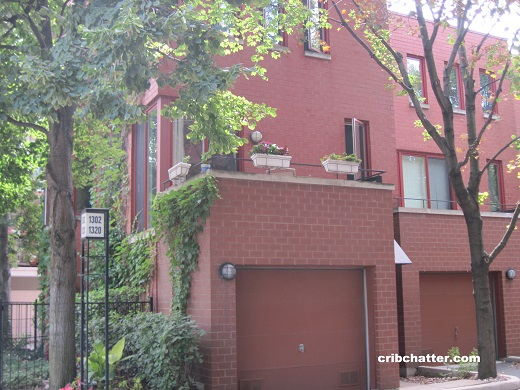 1242 s federal dearborn II townhouse